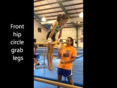 >>>Cheap Sale OFF! >>>Visit>> Bars Circuits for Rec / Pre-team / Levels 1 and 2 Gymnastics Levels, Gymnastics Lessons, Gymnastics Academy, All About Gymnastics, Preschool Gymnastics, Gymnastics Tricks, Tumbling Gymnastics, Gymnastics World, Gymnastics Coaching