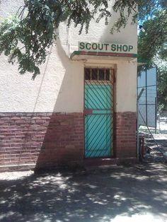 - Bulawayo Scout Shop Scout Shop, Garage Doors, Neon Signs, School, Outdoor Decor, Shopping, Home Decor, Decoration Home, Room Decor