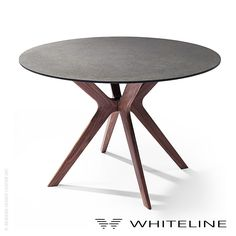 Whiteline Redondo Dining Table - LoftModern - 1