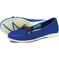 182dfd6ac23 Orca Bay Bay Women s Pumps for a handmade luxurious leather deck shoe style  pumps in bright colours with rawhide laces.