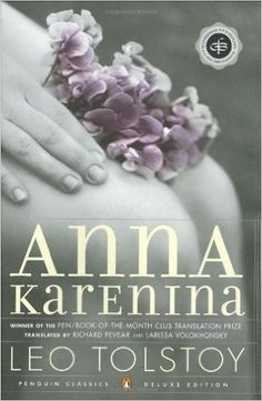 Amazon.com: Anna Karenina (9780143035008): Leo Tolstoy, Richard Pevear, Larissa Volokhonsky: Books