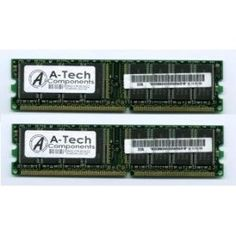 Jetway PM8M 512MB Memory Ram Kit (2x256MB) (A-Tech Brand). 512MB DDR-266 (PC2100) Kit (2x256MB) for Jetway PM8M