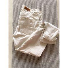 H&M jeans Khaki jeans. H&M Jeans Straight Leg