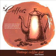 Vintage coffee poster heand drawn vector 08 - https://gooloc.com/vintage-coffee-poster-heand-drawn-vector-08/?utm_source=PN&utm_medium=gooloc77%40gmail.com&utm_campaign=SNAP%2Bfrom%2BGooLoc