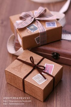 world traveller vintage boxes tutorial to fill with goodies