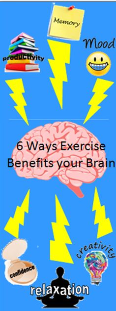 6 Ways Exercise Benefits Your Brain http://www.wellforlife.co.uk/technology/newsletter/