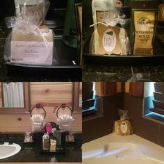 Sunset Creek Spa Cabin!!! https://www.facebook.com/Bittylittles-All-Natural-Soap-1707217252894793/  Order your specialty All Natural Soap for your cabins!! @tina_robertson1 @stacybrowne659 @hochatime  @beaversbend
