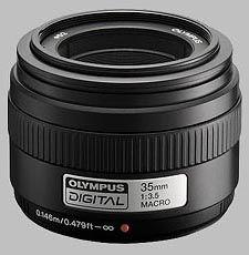 Olympus 35mm f/3.5 Zuiko Digital Macro $180 Construction: 8 Image: 9.6