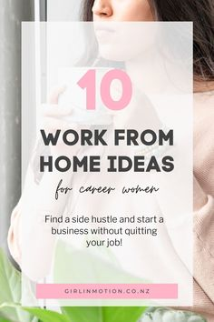 Are you looking for a way to start a business without quitting your job? If you want to ditch your employee status and start your own gig, you should consider working as a freelancer. This way of working offers a lot more freedom than a regular 9-5 job, allowing you to choose where and when to work. I have put together a list of 10 freelance work from home ideas for an easy transition from office to own boss, without the need of quitting your job first. Work From Home Tips, Make Money From Home, Make Money Online, How To Make Money, Creative Business, Business Ideas, Looking For A Job, Quitting Your Job, Find A Job