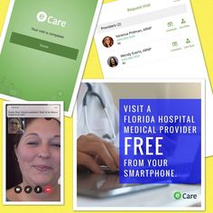 Thank you @FloridaHospital for providing eCare FREE for #Irma survivors this week! I shared their posts but never suspected I would need to use it. With all the weather craziness since Sunday I've had a BAD sinus headache. Then I started to feel run down had a sore throat congestion and ran a low grade fever.  I don't have insurance and an out of pocket visit to my GP was out of the question especially after having gone to the expense of moving my mom to a hotel during the hurricane. But I…