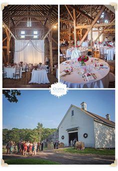 Arinda & Mike: Wolfe's Neck Farm Maine Wedding! Barn Weddings, Real Weddings, Wedding Venues, Cute Wedding Ideas, Diy Wedding, Wedding Types, Warehouse Wedding, Wedding Company, Rustic Elegance