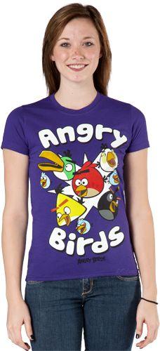 Happy Angry Birds Shirt