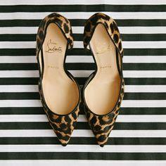 Le meilleur allié de la rayure marinière   L escarpin léopard ! Skinny, Ootd 098a13f7c8f8