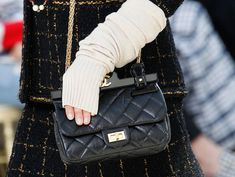 30 Bags Straight from Chanel's Stripped Down Fall 2016 Runway