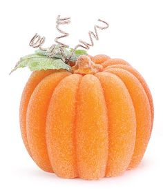 Take a look at this Short Pumpkin LED Candle by Melrose on #zulily today!