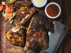 The Texan behind Podnah's Pit has some tasty pointers for the backyard griller.