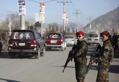 Explota un coche bomba cerca de la embajada de Rusia en Kabul