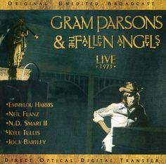 1973 : Live: Parsons Gram