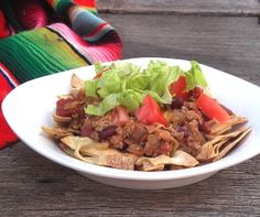 Firehouse Frito Pie from EatingWell Magazine, January/February 2012 - Taking On Magazines One Recipe at a Time