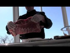 Trimming your own spare ribs at home can be a great way to save a few extra bucks, and the trimmings make a great snack for the chef! In this video, Chris Lilly shows us just how simple rib trimming can be. Visit http://grilling.com for recipes, expert grilling techniques and more.