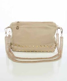 BAG WITH GOLD STUDS