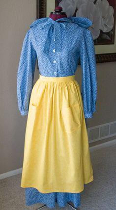 pioneer clothing for women | Pioneer Dress