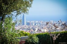 View of Barcelona - Picture by Diana Keisa