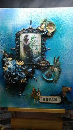 Fairy mixed media (Fairy Folk Originals) 2017