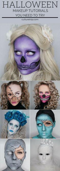 Diese Halloween Make-up Tutorials solltet ihr euch nicht… – #Diese #euch #Halloween #ihr #Makeup #Nicht #solltet #Tutorials