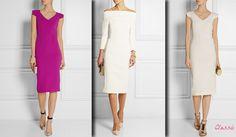 Dresses for Classic (Kibbe). Typ urody Classic – kobieta doskonała.