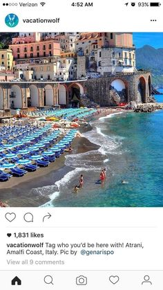 Places to go in Italy #placestogoinitaly