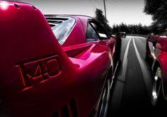 Ferrari F40 by Neil Banich #sport cars #ferrari vs lamborghini #customized cars #luxury sports cars #celebritys sport cars| amazingsportcarco...
