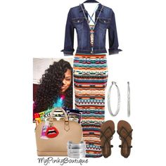 #361 by gorgeousmama29 on Polyvore featuring polyvore fashion style Boohoo maurices Billabong Favero GUESS Pieces