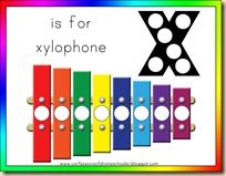 X is for Xylophone Printables Preschool Letters, Preschool At Home, Preschool Printables, Preschool Activities, Daily Lesson Plan, Letter Of The Week, Tot School, Pre K, Theme Ideas