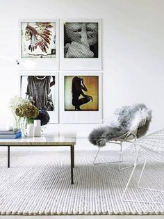 Art deco, decoration, charles & ray eames, scandinavian home, interior styling