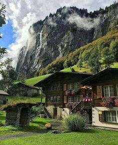 Switzerland Lauterbrunnen