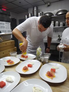 Gianni Gagliardo Wine Dinner. July 17th, 2012