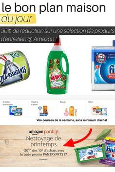 info for d129b 8af54 30% de réduction sur une sélection de produits d entretien   Amazon Pantry