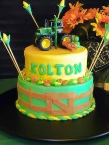 amazing birthday parties | Creative Ideas for an Amazing John Deere Birthday Party | party ideas