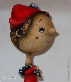 Очень подробный МК по созданию статуэтки из папье-маше: gfynb — ЖЖ Dolls, Christmas Ornaments, Interior Design, Holiday Decor, Crafts, Inspiration, Home Decor, Papier Mache, Paper Envelopes