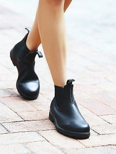 18 chic rain boots you can wear in the summer or fall