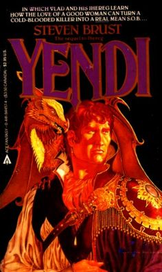 Jhereg 02: Yendi by Steven Brust