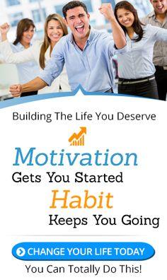 Sizzling New IM Opportunity:  Jeremy Burns' PLR Cash - The Motivation Habit