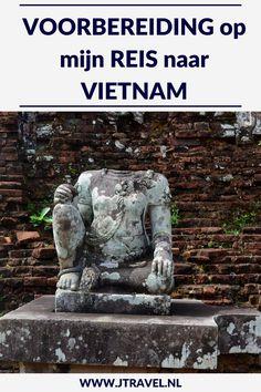 Alles over mijn voorbereiding van mijn derde verre reis, in dit geval een 21-daagse rondreis door Vietnam, lees je hier. Lees je mee? #vietnam #voorbereiding #jtravel #jtravelblog