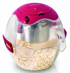 Get right to movie night and no longer fear the burned bag syndrome that comes with microwave popcorn!
