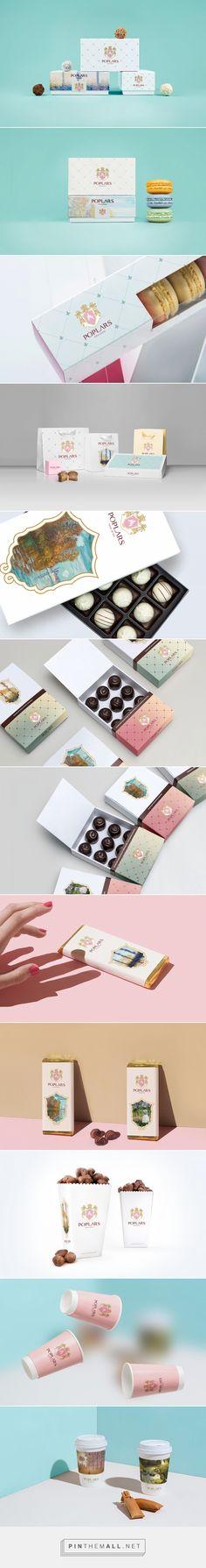 POPLARS Chocolate by Abdulaziz Aljafen