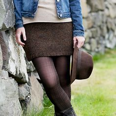 Still want to make a knitted skirt