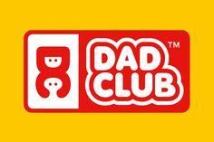 Dad Club Logo © The Partners 2007