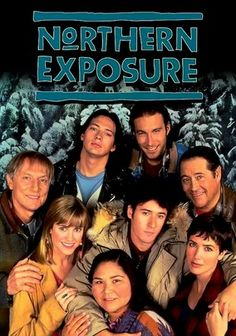 Northern Exposure (1990) CBS's Emmy-winning dramedy follows the adventures of New York doctor Joel Fleischman (Rob Morrow), who reluctantly agrees to pay off his student loans by establishing a practice in a small Alaskan town overflowing with eccentric locals, moose and lots of snow. Joel is attracted to feisty pilot Maggie (Janine Turner) and befriends bartender Holling (John Cullum), who finds love with a beauty queen coveted by ex-astronaut Maurice (Barry Corbin).