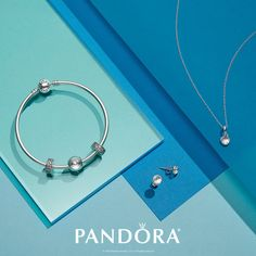 Celebrate your April birth month with PANDORA Jewelry. Whether a pendant, ring, or earrings, style yourself because you deserve it! #pandorajewelry
